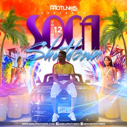 SOCA SHUTDOWN VOLUME 12 MIAMI MIX