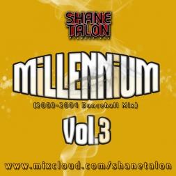 MILLENNIUM DANCEHALL Vol 3 (2003-2004)