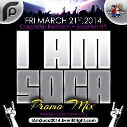 Rastarz I Am Soca Promo 2014