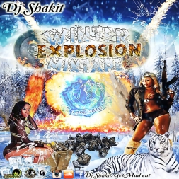 Winter Explosion (Dancehall 2014) - Mix by Dj Shakit