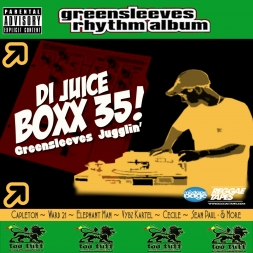 Di Juice Boxx 35 Greensleeves Edition