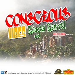 Conscious Vibes Reggae Revival