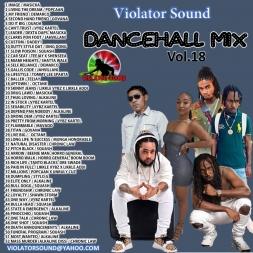 Dancehall Mix Vol.18