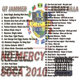 NO Mercy Soca 2010