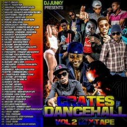 CRATES DANCEHALL VOL.2 MIXTAPE 2K16