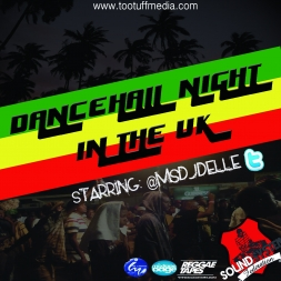Dancehall Night In The UK