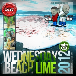 Wednesday Beach Lime 2012