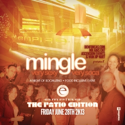 MINGLE 2K13 SOCA SUMMER EDITION