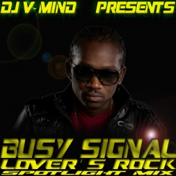 BUSY SIGNAL SPOTLIGHT MIX