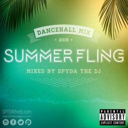 Summer Fling [2015 Dancehall Mix]