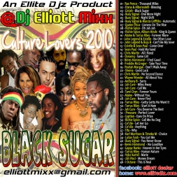 Dj Elliott Showcases BLACK SUGAR