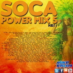 Soca Power Mix 5 Part 1