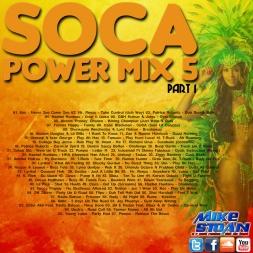 Soca Power Mix 5 Part 1
