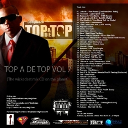 DEEJBLAZE TOP A DE TOP VOL 7