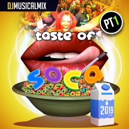 Taste of Soca 2019 Music
