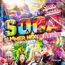 Soca Summer Mix - NHC 2018 Edition