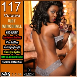 Dj Kimoni JUST DANCEHALL Volume 117  GAL ALL BOUT