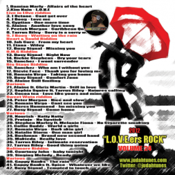 LOVE 2012 Lovers Rock Vol 24