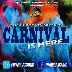 CARNIVAL IS HERE (GROOVY MIXTAPE)