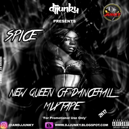 PRESENTS - SPICE NEW QUEEN OF DANCEHALL MIXTAPE 2K17