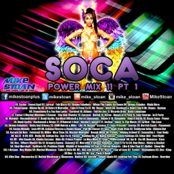 Soca Power Mix 11 Part 1 (2018)