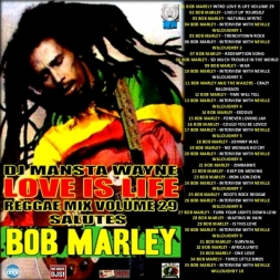 Love Is Life Reggae Mix Vol 29 Salutes Bob Marley