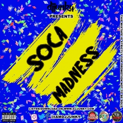 SOCA MADNESS MIXTAPE
