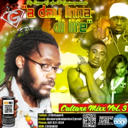 A DAY INNA DI LIFE CULTURE MIX VOLUME 3