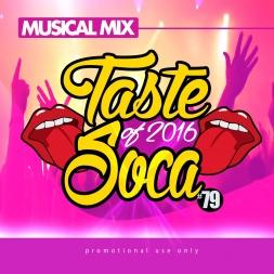 Taste Of Soca 2016