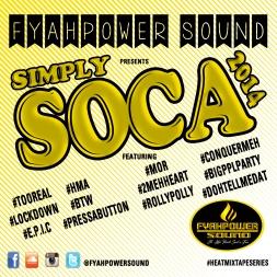 SIMPLY SOCA 2014