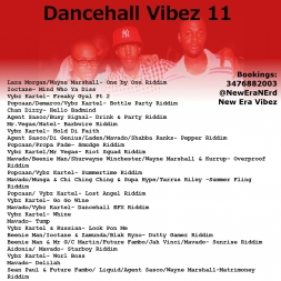 New Era Vibez Official Dancehall 2011 Mix