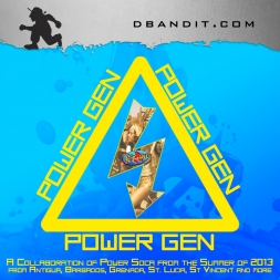 SUMMER OF SOCA POWER GEN 2013