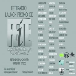 ifete Radio Launch CD