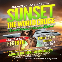 Sunset The World Cruise 2012 Promo Mix