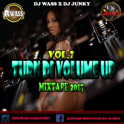 TURN DI VOLUME UP VOL 2 DANCEHALL MIX 2017