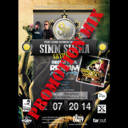 SIMM SIMMA SATURDAY PROMOTION MIXTAPE