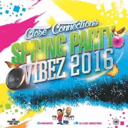 Spring Party Vibez 2016