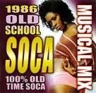 Old School Soca 80's/90's Party Mix