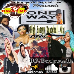ONE WAY DANCEHALL MIX 2019